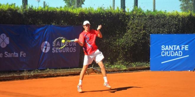 Matias Zukas campeón del torneo de profesionales del SFLTC