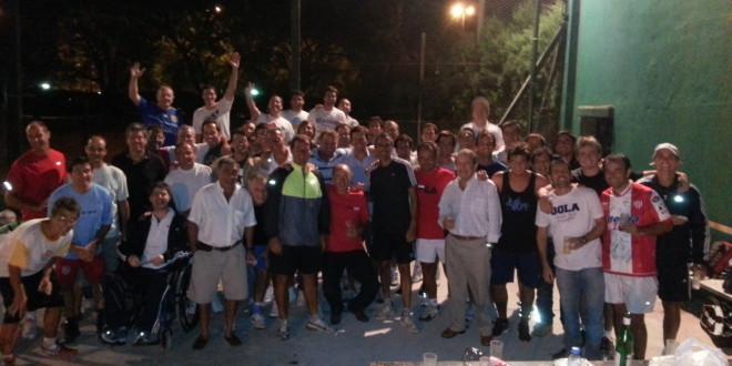 """Interpeña """"fin de año 2013"""" tenis + futbol"""